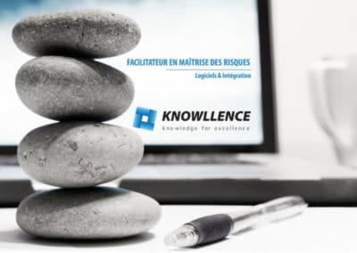 Knowllence, Facilitateur en évaluation des risques