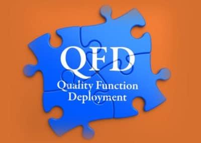 Les objectifs du QFD et exemple de la maison de la qualité