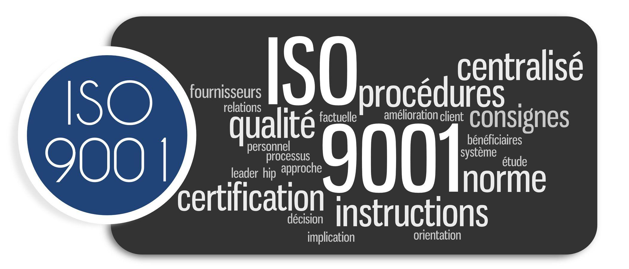 ISO 9001 par Knowllence