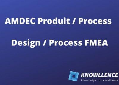 Comment gérer les liens AMDEC Produit AMDEC Process de façon intégrée