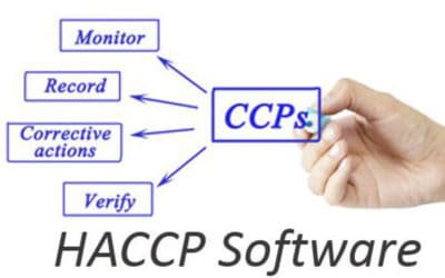HACCP Software : Implementing and Respecting the HACCP Methodology