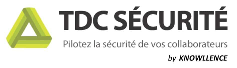 TDC Sécurité logciiel Santé Sécurité Environnement