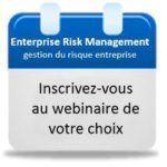 Webinaire logiciel gestion risque entreprise: inscrivez-vous !