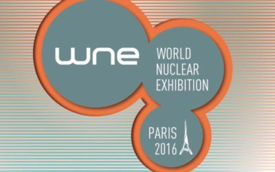 Knowllence aux Business Meetings de World Nuclear Exhibition le 28 juin 2016