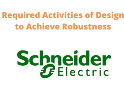 Schneider Electric: design using Knowllence Software