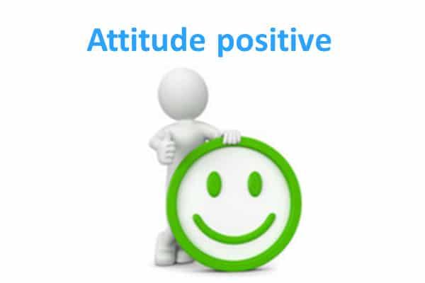 L'attitude positive, une des valeurs de Knowllence
