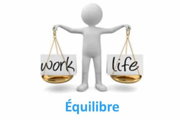 L'équilibre vie perso / vie pro, une des valeurs de Knowllence