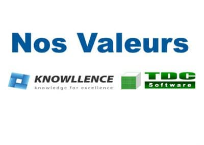 Nos valeurs