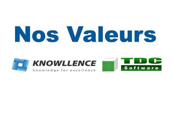 Les valeurs de Knowllence