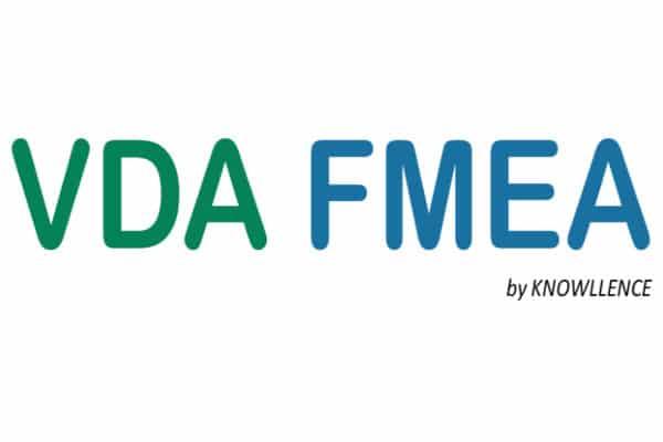 Logiciel AMDEC VDA FMEA de Knowllence