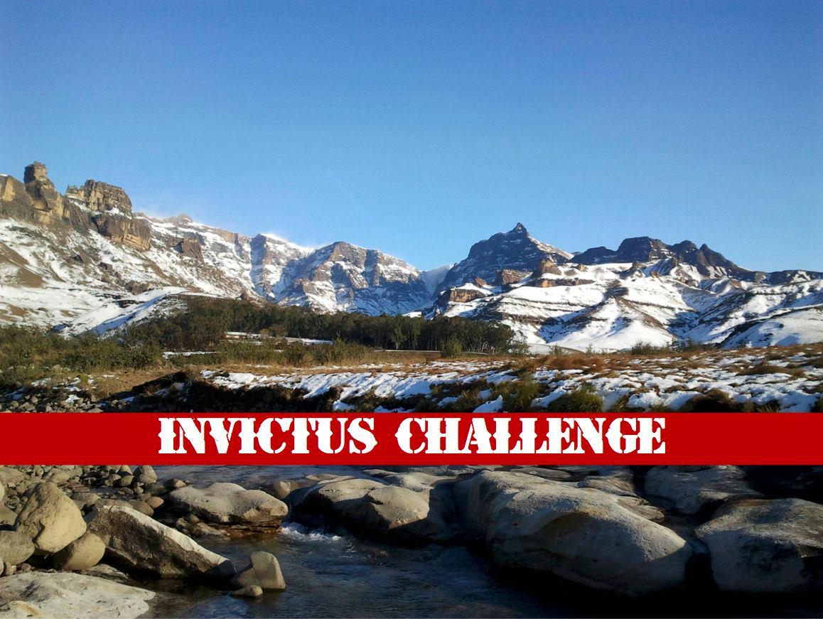 Ça Va Marcher : Invictus Challenge 2017