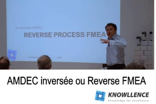 AMDEC inversée - Reverse FMEA