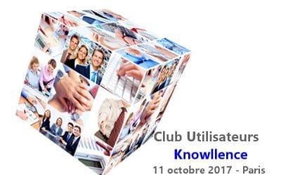 Vidéos du Club Utilisateurs Knowllence 2017 (Need Structure, FMEA ou RM 14971)  !