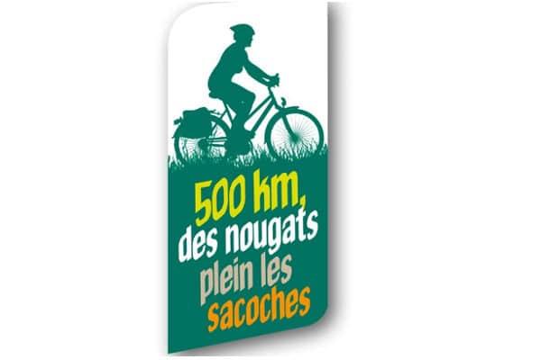 Défi Vélo: 500 km, des nougats pleins les sacoches !