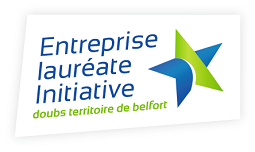 Entreprise lauréate Initiative Doubs