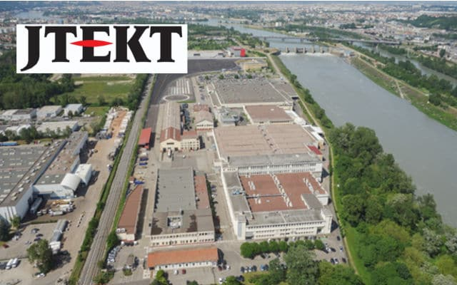 JTEKT Automotive Lyon et JTEKT Europe
