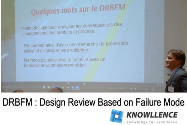 DRBFM méthode et logiciel Knowllence
