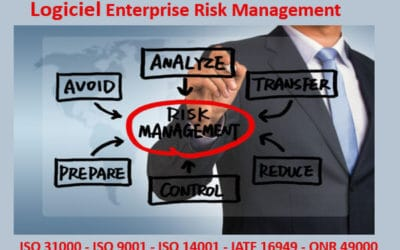 Formation Logiciel Enterprise Risk Management