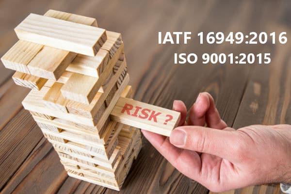 Gestion des risques IATF 16949 2016
