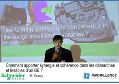 Schneider Electric: Dossier justificatif de conception et communication