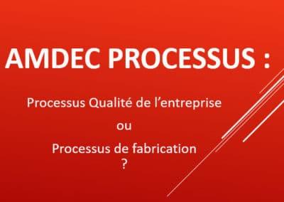 AMDEC Processus : définitions et logiciels