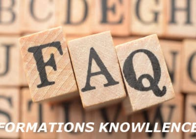 FAQ Formation Knowllence