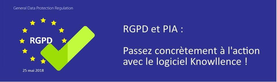 Logiciel RGPD et PIA : DPD, pilotez votre conformité RGPD