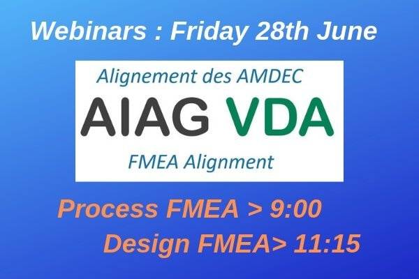 AIAG VDA Alignment: what impacts on your FMEAs!
