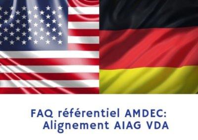 FAQ AMDEC Alignement AIAG VDA, les réponses !