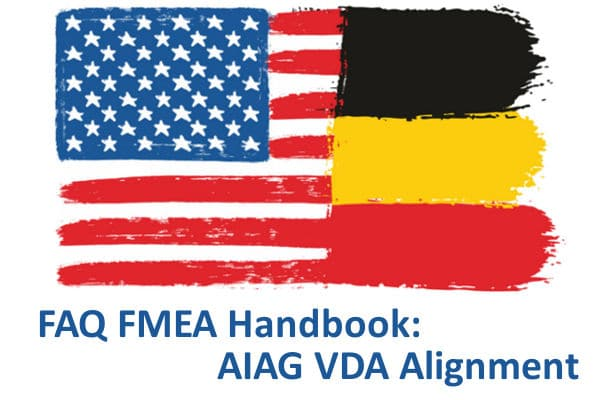 FMEA FAQ: AIAG VDA Alignment