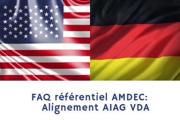 FAQ AMDEC Aiag vda