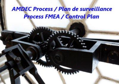Comment lier AMDEC et Plan de surveillance ?