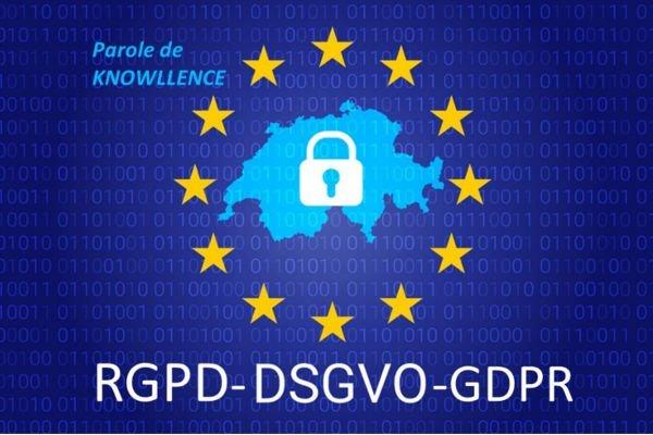LPD et RGPD en suisse