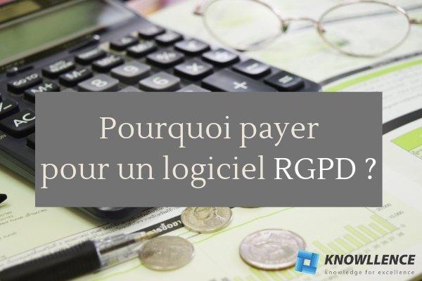 DPO: pourquoi payer pour un logiciel RGPD