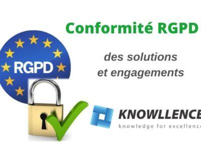 Conformité RGPD de nos logiciels et nos engagements