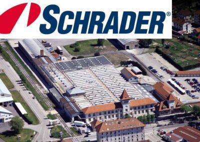 Schrader facilite la communication autour des risques professionnels, du risque chimique et des FDSS