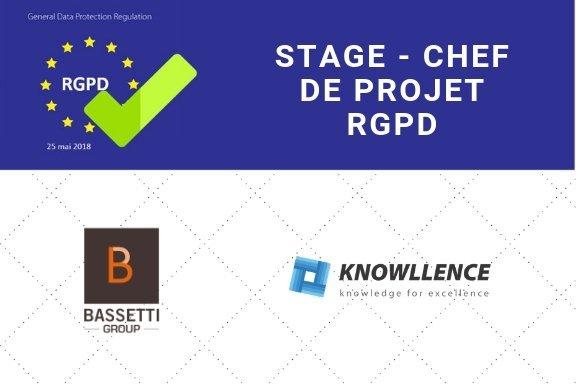 #stage Chef de projet RGPD (F/H)