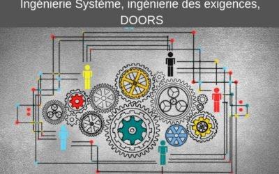 Formations ingénierie système, ingénierie des exigences et Doors