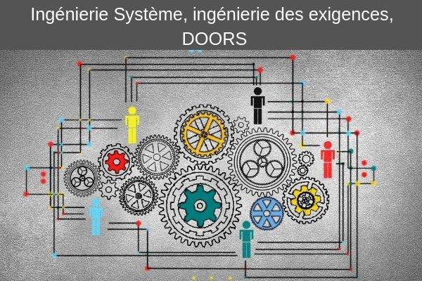 Formations Ingénierie Système, Ingénierie des exigences, DOORS