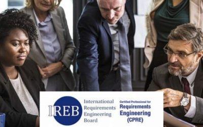 Formation et préparation à la Certification IREB (inter)