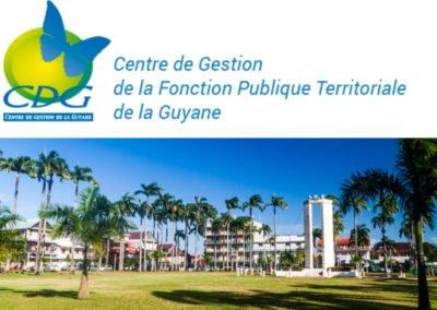 Centre de Gestion de Guyane recommande le RGPD de Knowllence !