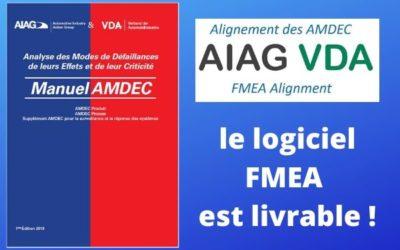 Démonstration Logiciel AMDEC selon AIAG VDA