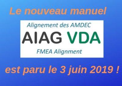 Nouveau manuel AMDEC AIAG-VDA: une opportunité pour l'automobile et les systèmes complexes
