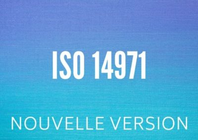 Evolutions 2019 de l'ISO 14971 et de Medical Device Suite