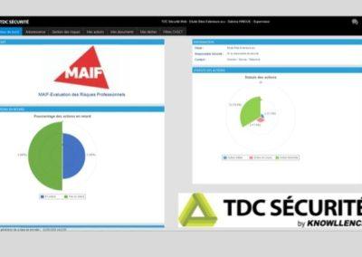 MAIF: une meilleure implication en Sécurité au travail grâce à TDC Sécurité