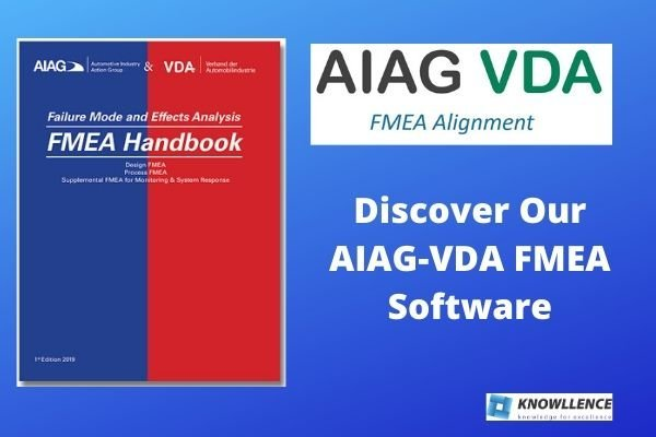 Discover our AIAG VDA FMEA Software