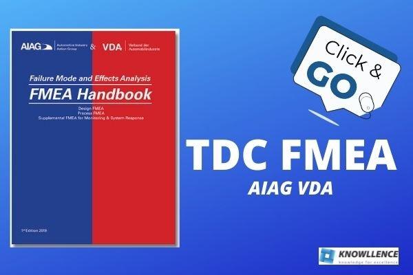 TDC FMEA amdec selon AIAG VDA