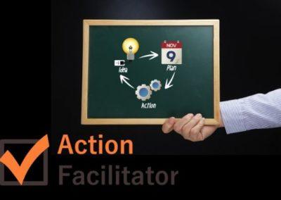 Plan d'action Entreprise et workflow : Action Facilitator