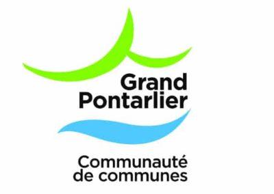 La Communauté de Communes du Grand Pontarlier utilise avec satisfaction TDC Sécurité