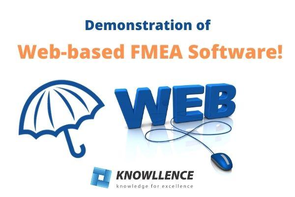 Design FMEA Process FMEA Software